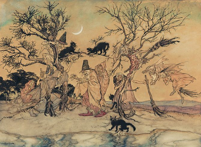 the-witches-sabbath-1928-by-arthur-rackham