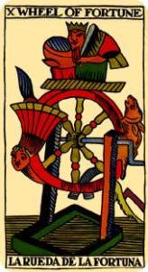 Marseilles wheel