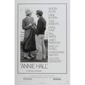 annie hall 1 sheet
