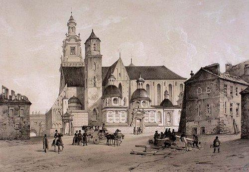 Katedralen i Krakow