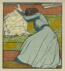 Max Kurzweil, The Cushion, 1903