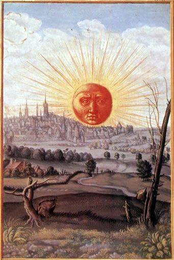 alchemical sun