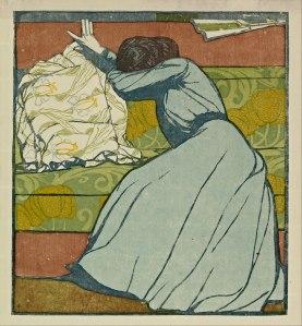 Max Kurzweil, The Cushion, 1903