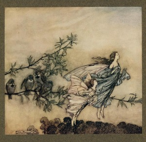 Rackham Peter Pan