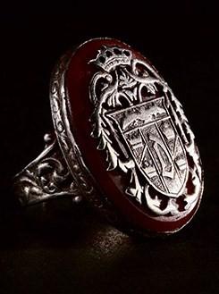 Gwennap Dracula ring pic